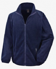 UNISEX FULL ZIP FLEECE